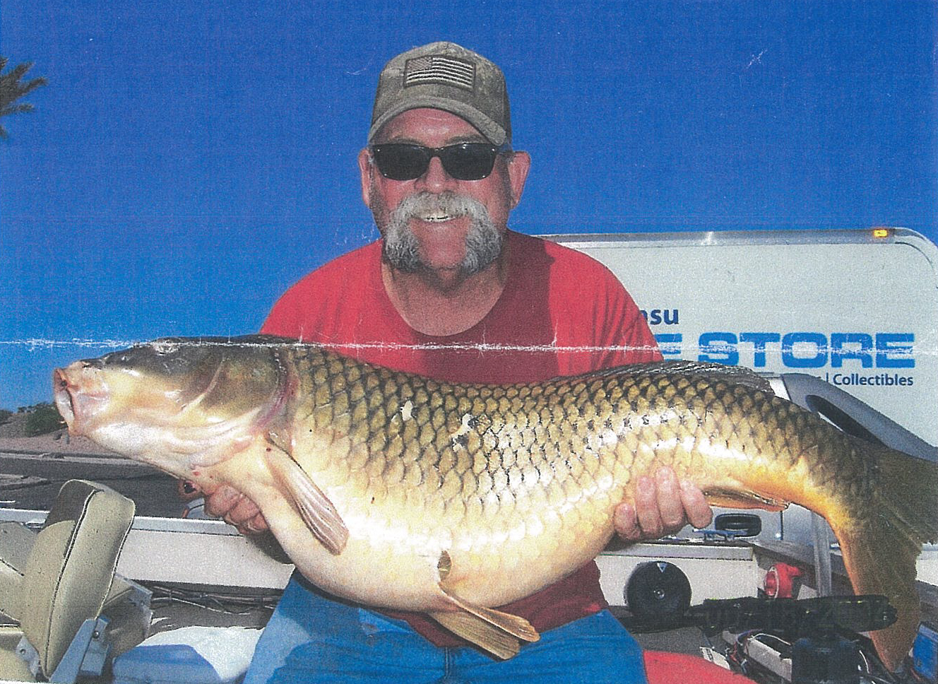 High-five: AZGFD certifies five state records — Fish AZ
